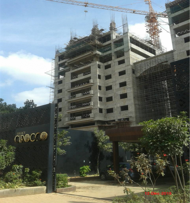 Legacy Cirocco, Jakkur, Bangalore