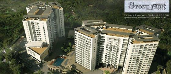 Ajmera Stone Park Phase I, Electronic City Phase I, Bangalore