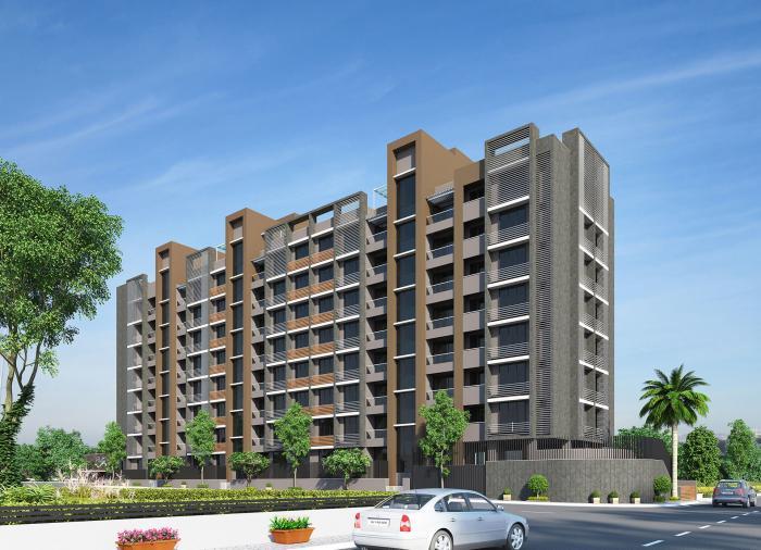 Kaival Grand Riviera, Paldi, Ahmedabad