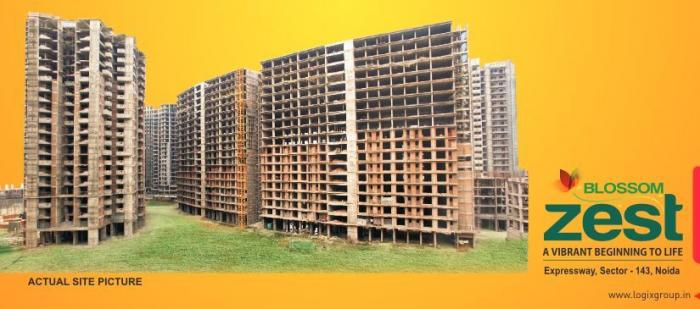 Logix Blossom Zest in Sector-143, Noida - Amenities, Layout