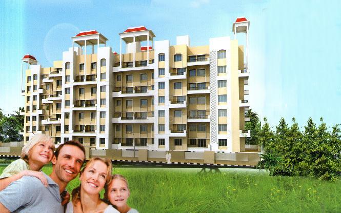 Arihant Elegent Residency Phase II, Nigdi, Pune