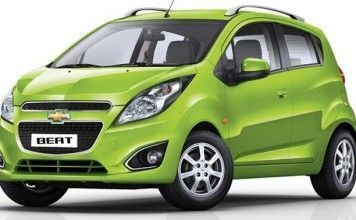 New Generation Chevrolet Beat To Get Beige Interiors