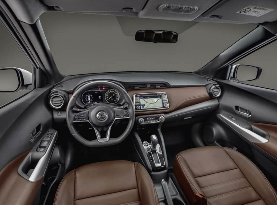 Nissan Releases Interior Images Of 2019 Kicks