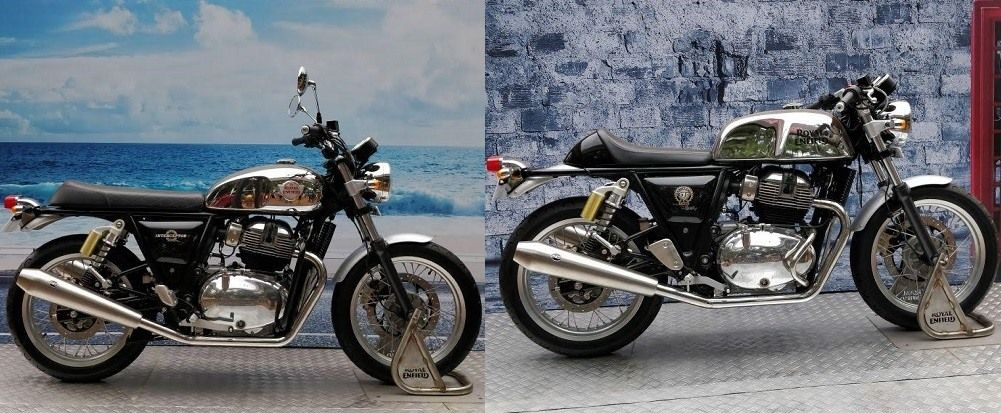 3 Month Waiting Period For Royal Enfield Interceptor 038 Continental