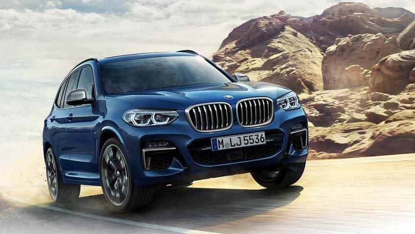 Bmw Launches Petrol Variant For 2018 X3