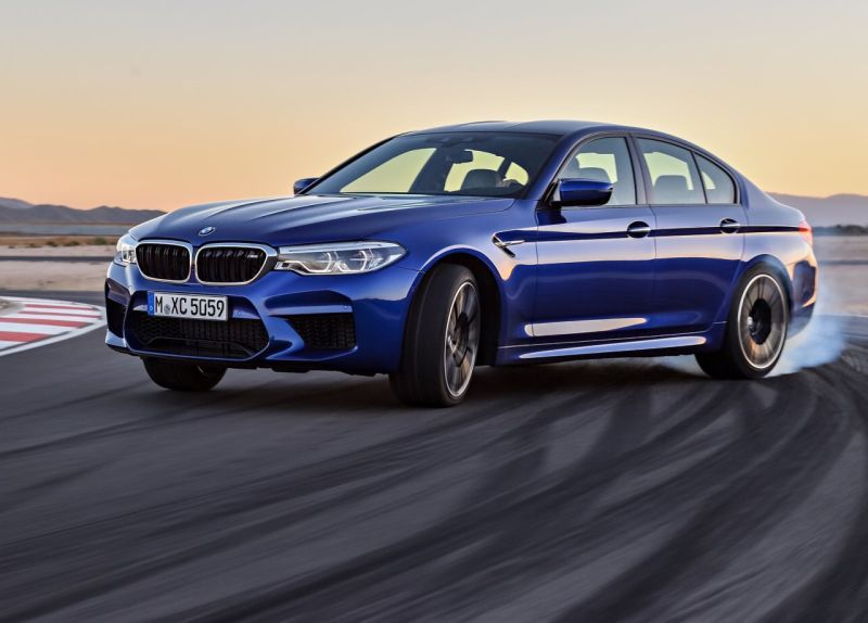 BMW launches 2018 M5 in India