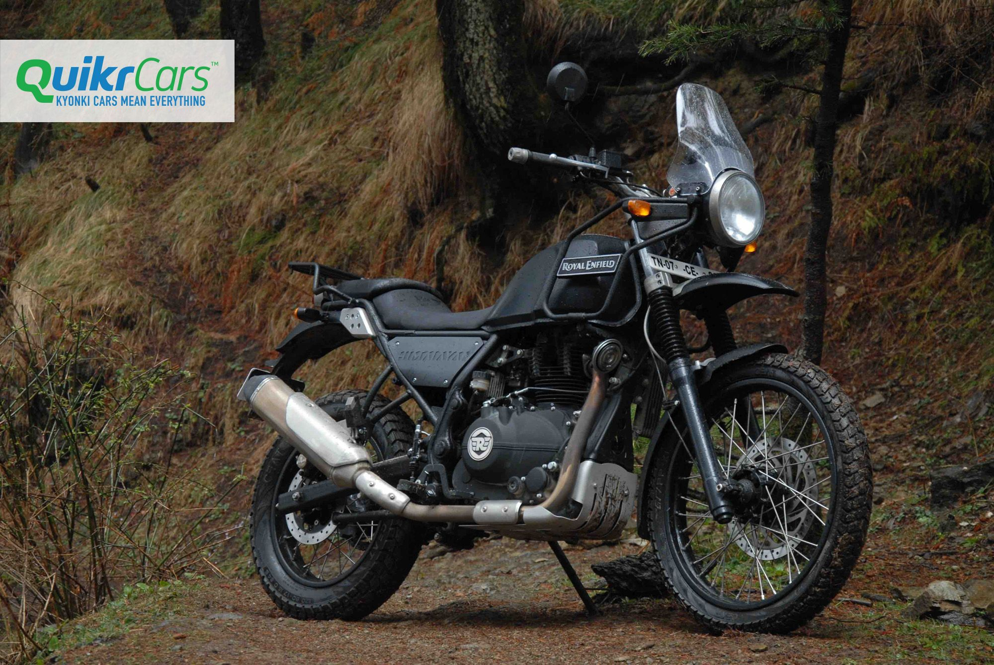 Royal Enfield Himalayan Review Test Ride