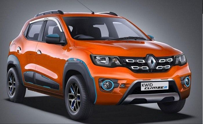 Renault To Launch Kwid Climber Model Soon In India