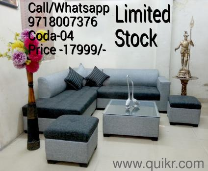 brand new 7 seated sofa set with center table just rs 17999 brand rh quikr com