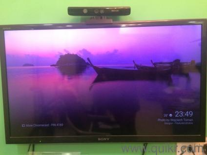 Sony Smart LED TV 40 inch 40EX650 w/ Remote, Stand, Wall
