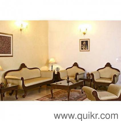 PREMIUM   URGENT sheesham solid wooden furniture sofa set with cushion work. Home   Office Furniture Online in Bhubaneswar   SecondHand   Used