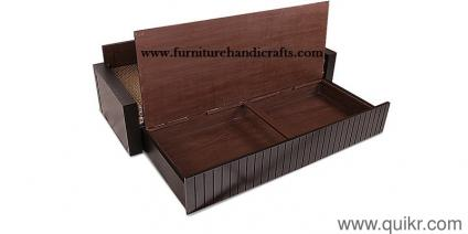 PREMIUM URGENT Solid Wooden Furniture Storage Sofa Cum Bed