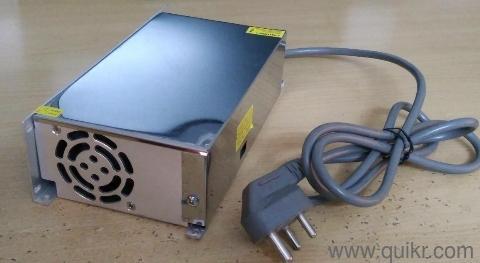 Invento 48V 10A 480W DC Smps Power Supply for CCTV/LED/DIY/Robotics