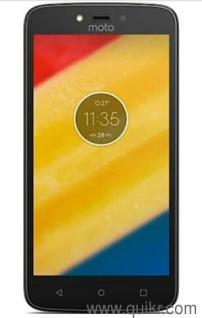 Motorola Moto c plus Unboxed from Flipkart