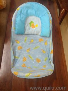5  Mee Mee Compact Baby Bather  Very comfortable  Used Kids Bath Tubs Online in India   Baby   Infant Products in India. Mee Mee Baby Bather Online India. Home Design Ideas