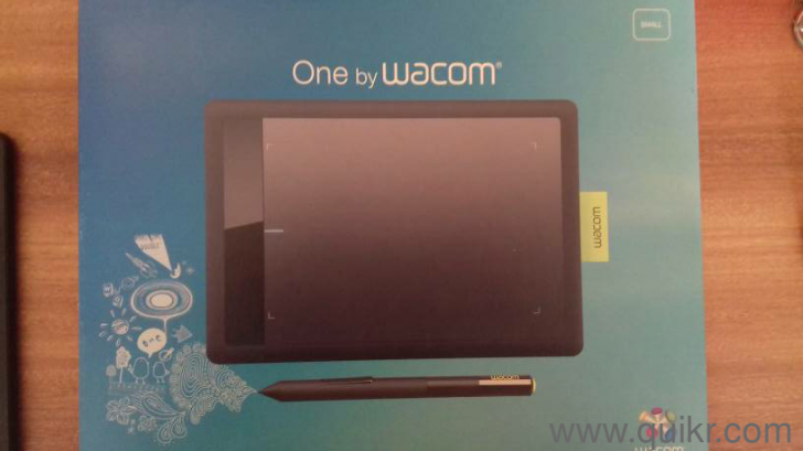 One by Wacom CTL 471 /K0-CX Graphic Pen Tablet - Used