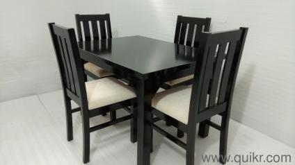 brand new 4 seater dining table100 assam teak wood for sale in