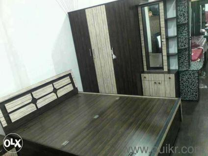 bedroom kabat Used Home Office Furniture in NaviMumbai Home