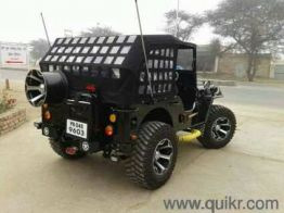 Open Top Jeeps Find Best Deals Verified Listings At Quikrcars In