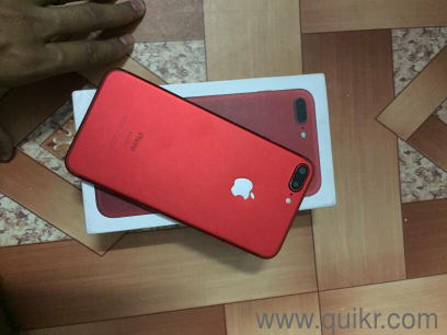 Iphone 7 Plus 128 Gb Red Colour 880 In Begumbazar