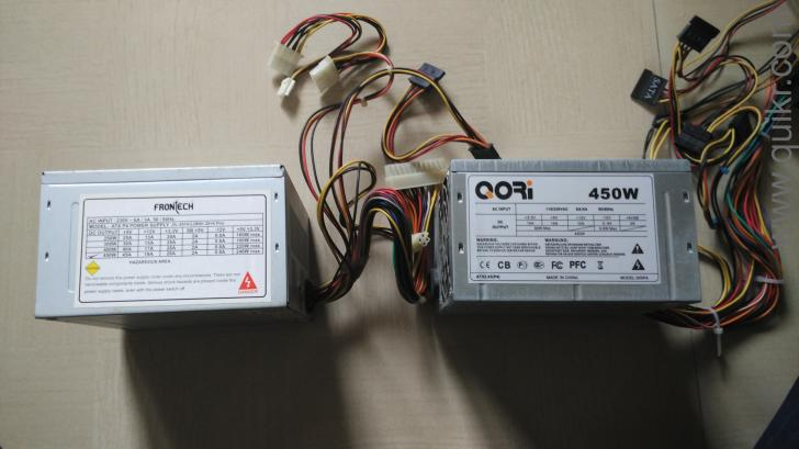 400 W SMPS for CPU - 2no\'s - Used Computer Peripherals - Chennai ...