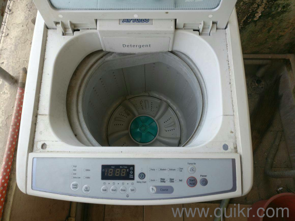Fully Automatic Samsung Washing Machine Gently Home