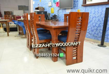 Used Dining Tables Online In Warangal