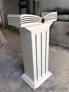 PREMIUM Podium for school colleges functions or church & second hand school bench desk | Used Home u0026 Lifestyle in India ...
