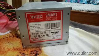 NEW INTEX SMPS 450 WATT WITH SELLER WARRANTY. - Brand Computer ...