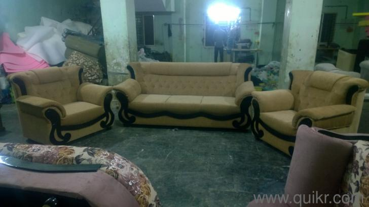 Hurry Up Direct To Sofa Factory Brand New China 3+1+1 Sofa Set ...