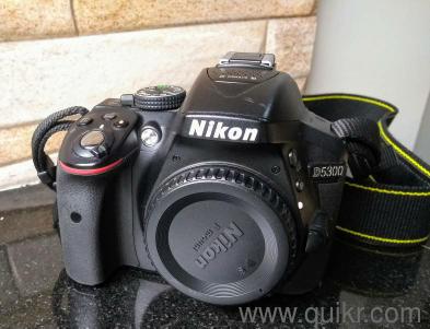 Nikon D5300+nikkor 70-300 lens+Shoulder Jig with inbuilt shutter release  for Big lens users, Purchase of: Dec 2015  Rarely used