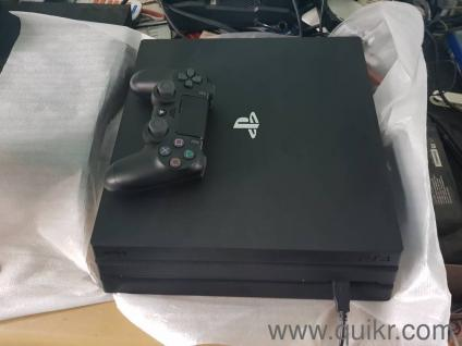 PS4 Pro 1 Tb, jailbreak 5 05 console, more that 25 games installed