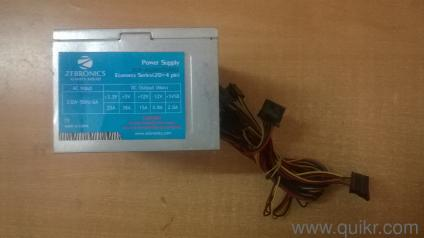 450w smps | Used Computer Peripherals in Kochi | Electronics ...