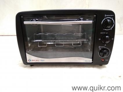 Bajaj Majesty 1603 TSS Oven Toaster Grill ( Black )