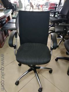 PREMIUM Refurbished Office chair at factory price for more details call or whats app at 97.3824499. & nilkamal fiber chair price | Used Home - Office Furniture in India ...