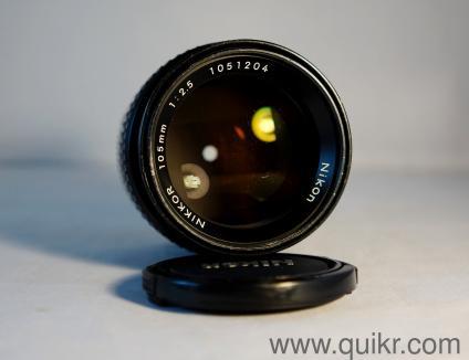 Premium Nikon Mm F  Best Portrait Bokeh Lens