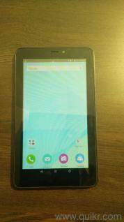Micromax P701 Canvas Tab 4G wifi+cellular (Display : 7 inches) In Very Good  Condition For Sale