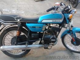 Modified Yamaha Rx 100 | QuikrCars Andhra Pradesh
