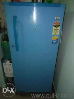 Lg 180 Ltr old Refrigerator for sell