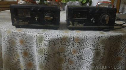 2 Black Rectangular Electronic Device for sale at Dilshad Garden