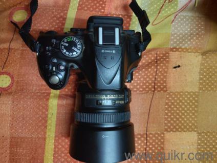 Nikon D5200 + 50mm 1 8 G