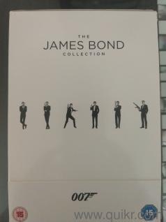 James Bond Movie Collection - 23 Movies on DVD