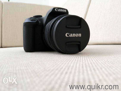 Canon Eos 1500d 241mp With Wifinfcfull Box Accessories
