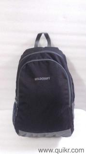 397637f996 Wildcraft 27 Ltrs Grey Casual Backpack (Pivot)