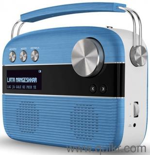 Saregama Carvan   The Perfect Gift for Your Loved Ones  Classified by  Artistes, Moods and Geetmala  1-Year Warranty  5000 Original Songs  Premium