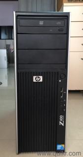 HP Z400 Workstation Hexa core (Intel Xeon W3680 3  33 GHz