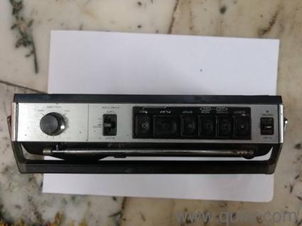 Antique 40 years old sanyo am/fm Sanyo Am/fm Radio System