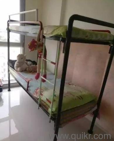 Metal Bunk Bed Kids And Adults Also Can Use Almost Home Office