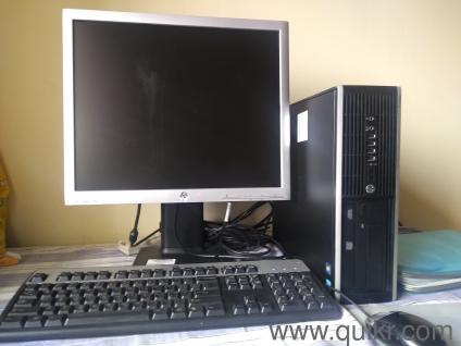 HP Compaq Elite 8300 Small PC i5 PROCESSOR