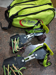 Roller Skating, Roller Skates With Free Carry Bag